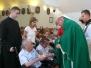 Wczasorekolekcje w Domu Spotkania w Dąbrowicy