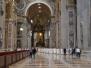 Pielgrzymka KUL - Msza św. przy grobie św. Jana Pawła II