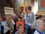 Pielgrzymka osób niewidomych i słabowidzących do MB Płaczącej w Lublinie