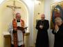 Poświęcenie kaplicy na plebanii Świetej Rodziny w Lublinie