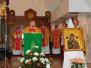 Poświęcenie kaplicy u Świętej Rodziy w Lublinie