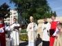 Poświęcenie Ogrodu Biblijnego i 30-lecie parafii pw. Miłosierdzia Bożego w Puławach
