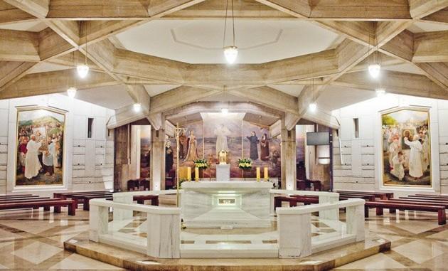 dolny-kościół-w-centrum-Jana-Pawla-II-Nie-lękajcie-się