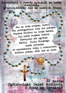 Modlitwa 22 03