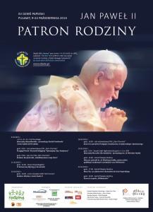 Dzień Papieski - plakat 2015 jpg