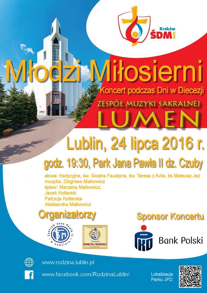 plakat-koncert Lumen